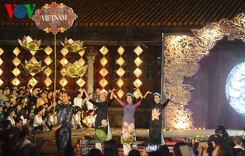 Hue Festival 2014 features diversified art genres