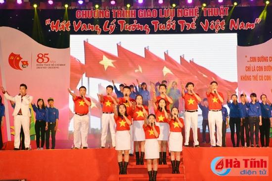 Art program marks 85th anniversary of Ho Chi Minh Communist Youth Union