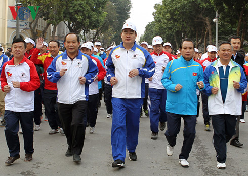 Vietnam observes Culture and Sports Week