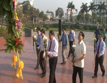 109th birthday of late Party chief Le Duan commemorated