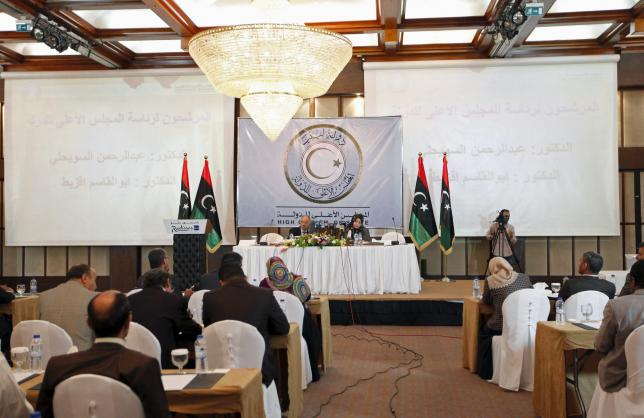 UN urges rapid Libya handover