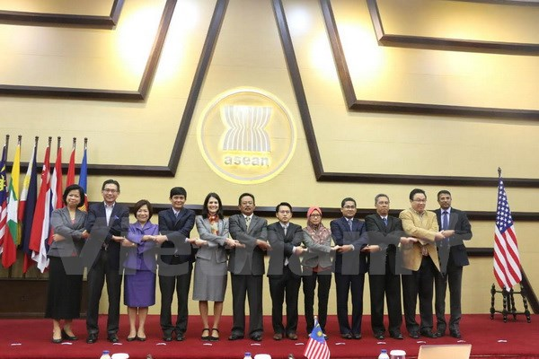ASEAN, US boost cooperation in priority areas