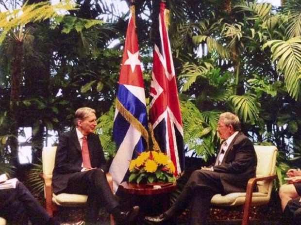 Cuba, UK to broaden bilateral cooperation