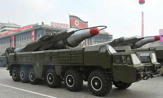 North Korea's missile launches violate UN Resolution