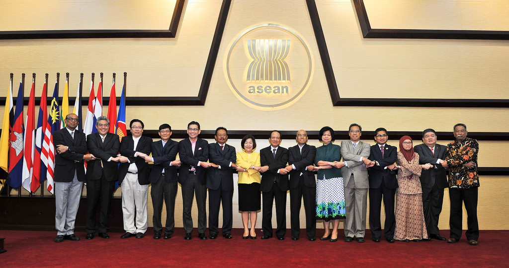 ASEAN countries prepare for AMM 49