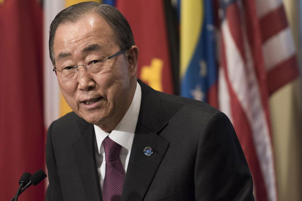 United Nations hail implementation of Iran nuclear deal