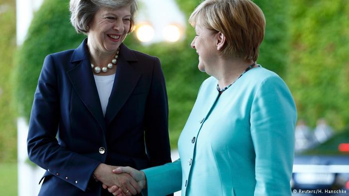 Germany, UK pledge closer relations