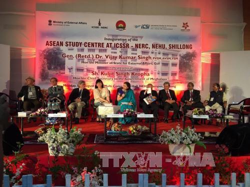 ASEAN Study Center debuts in India