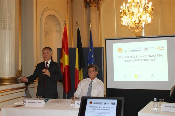 EU-Vietnam FTA brings about new opportunities