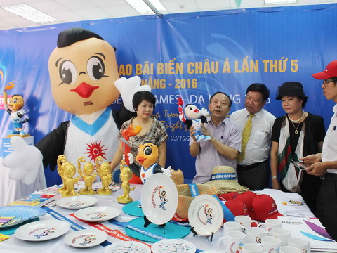 Danang City to organize support activities for the 5th Asian Beach Games