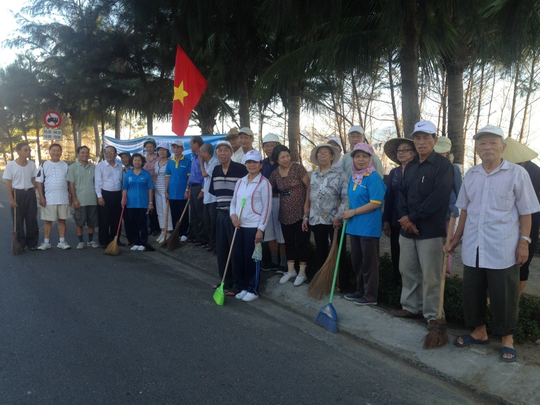 Vietnam marks International Day of Older Persons