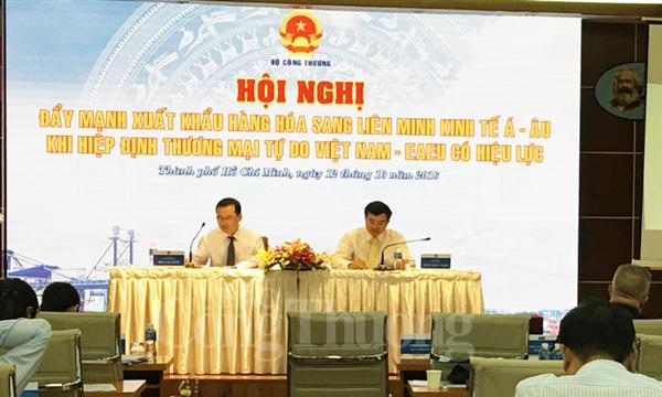 Vietnam-EAEU trade to hit 10 billion USD by 2020