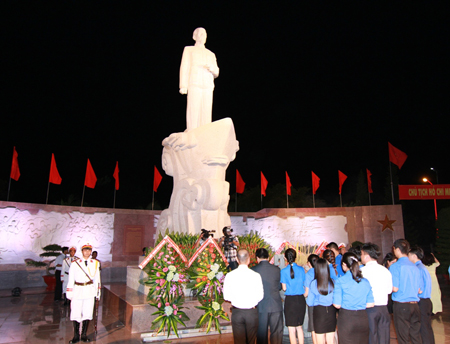 Khanh Hoa province marks 70th anniversary of President Ho Chi Minh's visit