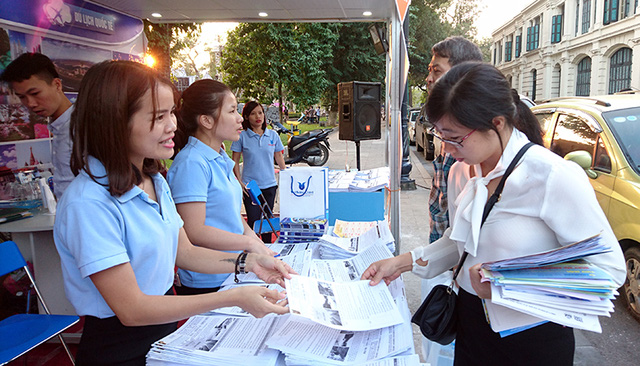 "Hanoi launches ""Tourism Promotion Festival"""