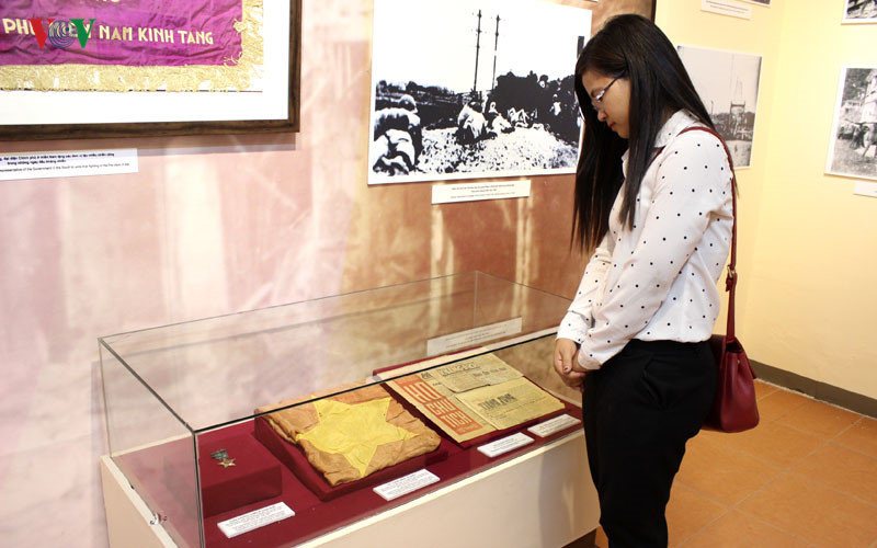 Exhibition celebrates 70th Resistance Day