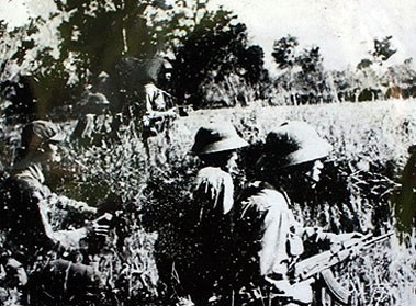 Vietnamese volunteer soldiers contribute to Cambodia's victory