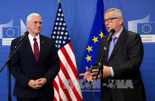 US Vice President reassures Europe of alliance