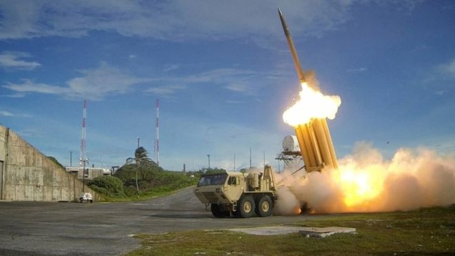 US begins deploying THAAD system in South Korea