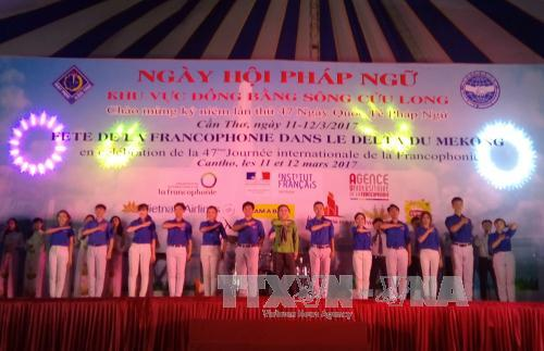 20th Mekong Delta Francophone Day held in Can Tho