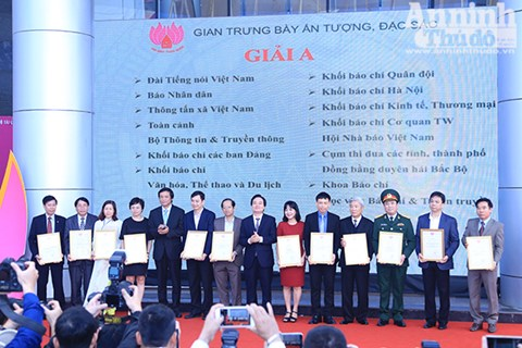 2017 National Press Festival proves strong growth of Vietnam media