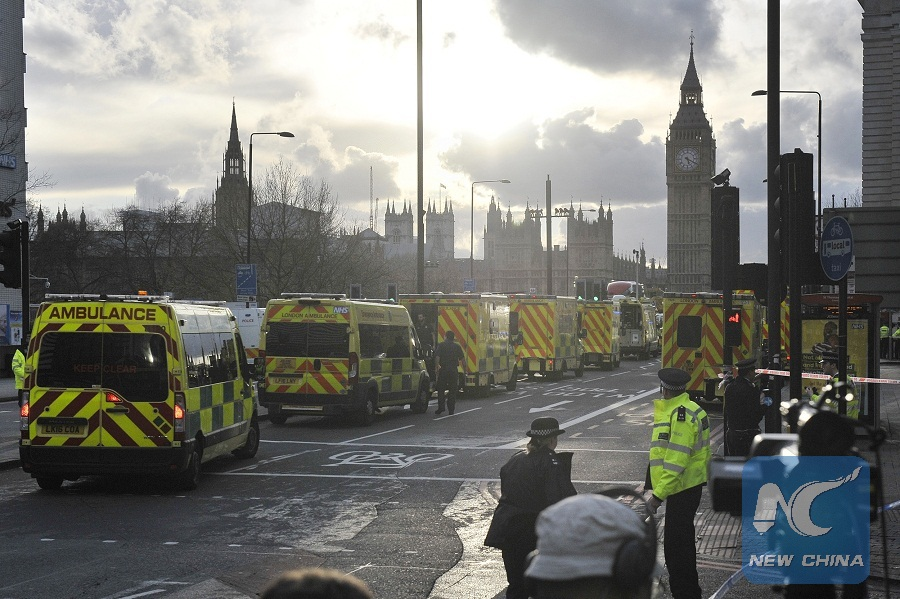 British police: London attacker has no links with ISIS