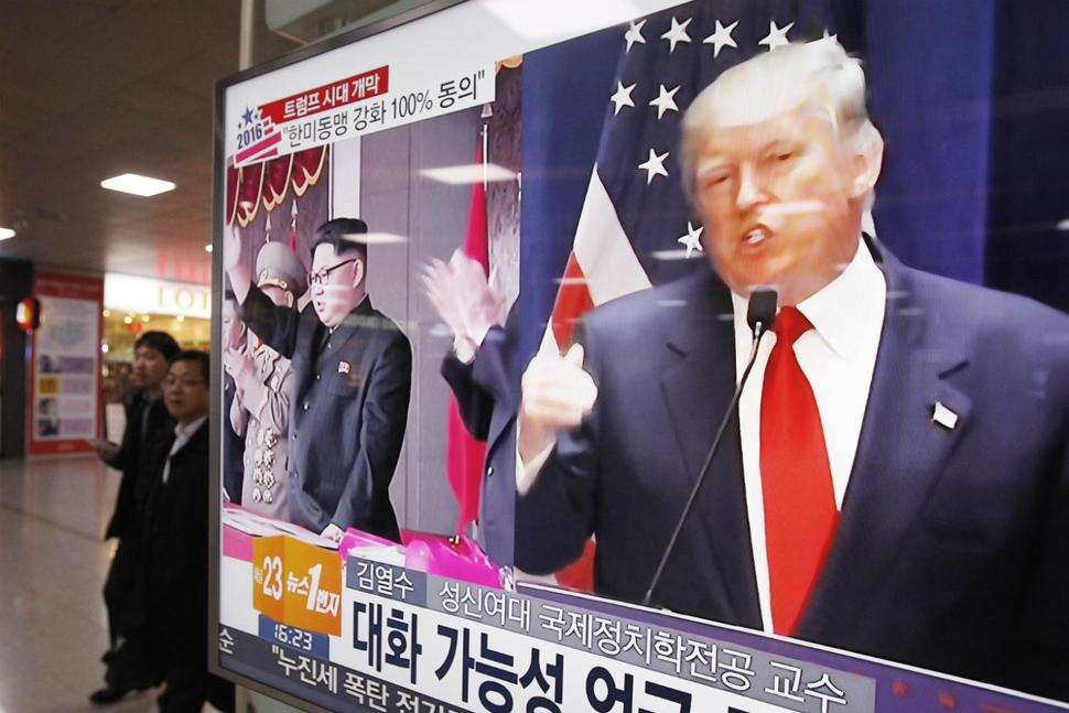 North Korea says no to any dialogues with the US