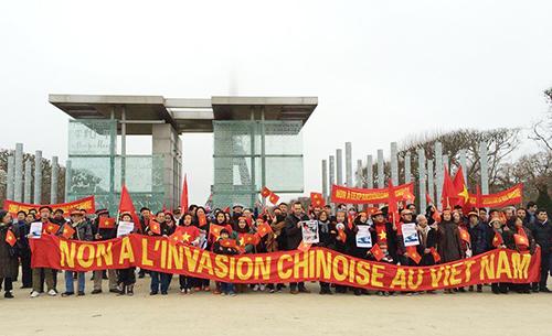 Französisch-vietnamesische Freundschaftsgesellschaft unterstützt PCA-Urteil über das Ostmeer