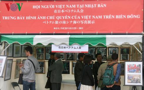 Ausstellung in Japan über vietnamesische Hoheit über Inselgruppen Hoang Sa und Truong Sa