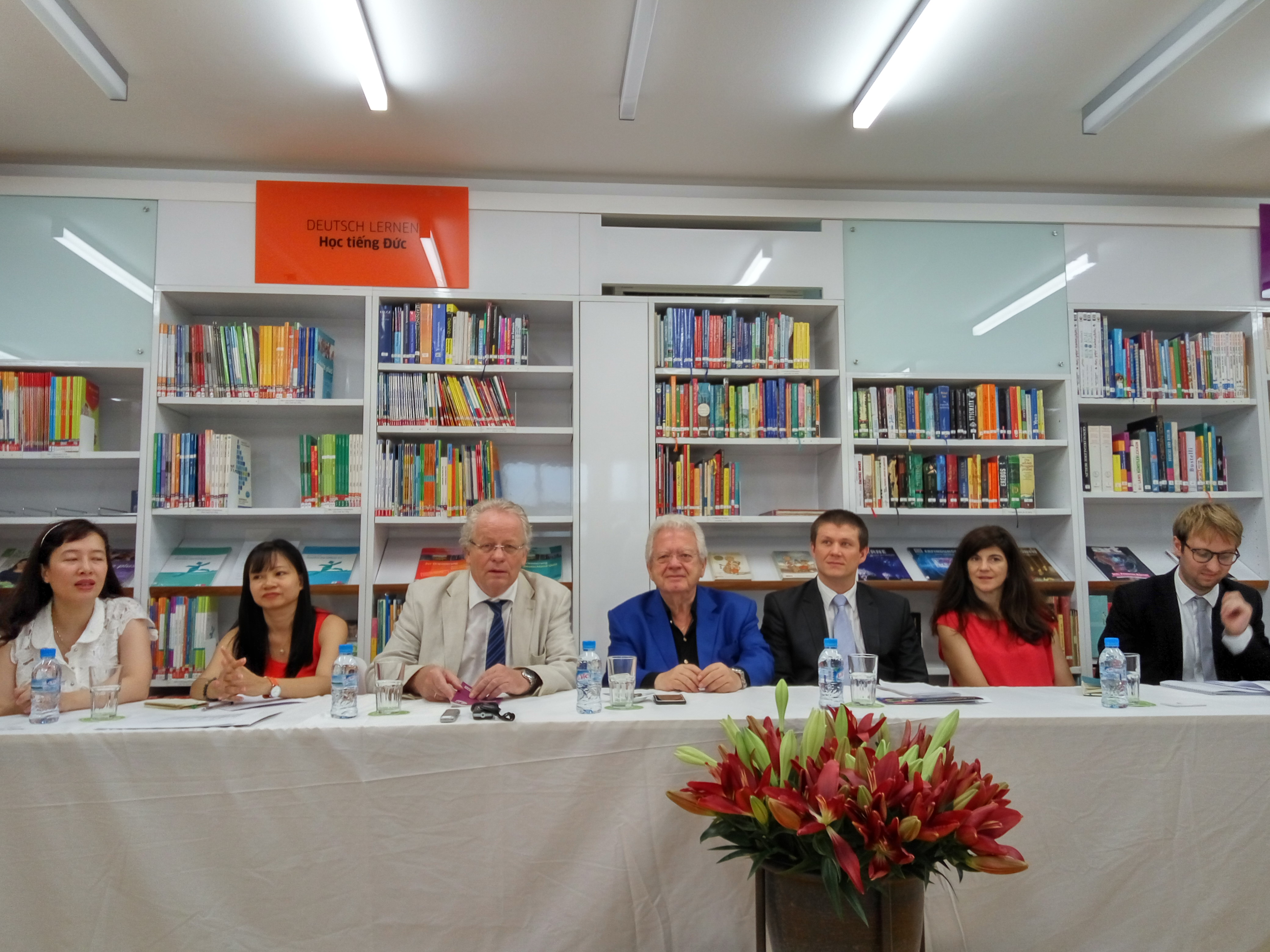 6. Tag der Europäischen Sprachen in Hanoi