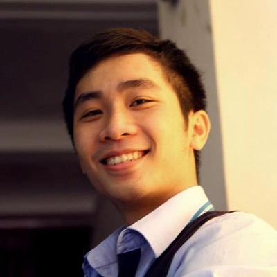 Nguyen Dang Vu hilft Studenten bei Arbeitssuche