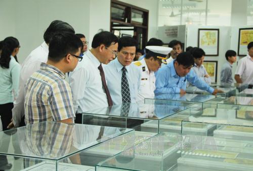 Ausstellung über die Hoheit Vietnams über die Inselgruppen Hoang Sa und Truong Sa in Bac Kan