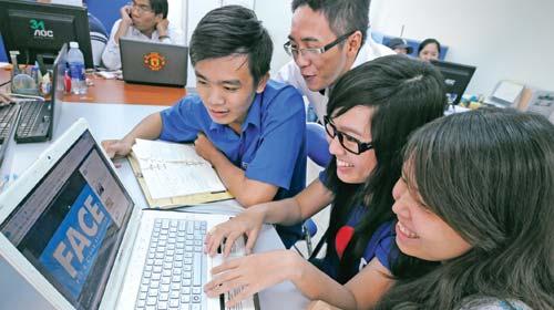 Förderung der innovativen Bildung und Arbeitskräfte für nachhaltige Entwicklung