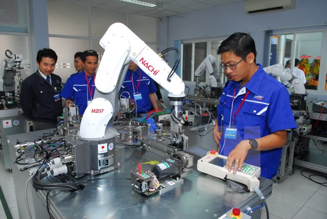 Vietnam bereitet sich auf die vierte industrielle Revolution vor