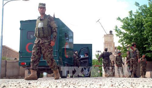 Afghanistan ordnet Staatstrauer nach dem Taliban-Angriff an