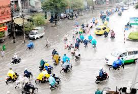 Auswirkung des Klimawandels auf Ho Chi Minh Stadt