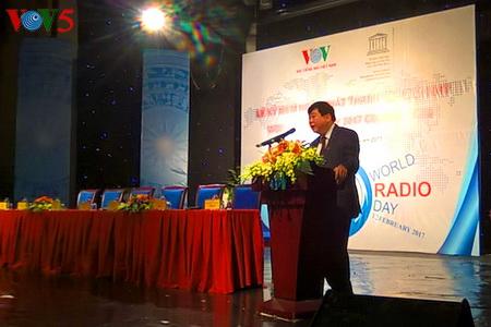 Radio ist ein effizientes Massenmedium