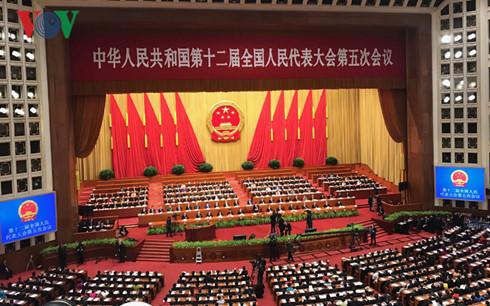 China korrigiert sein Wachstumsziel der Wirtschaft
