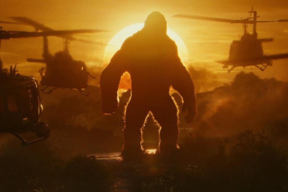 """Film """"Kong: Schädelinsel"""" erzielt Rekordeinnahme bei der Premiere in Vietnam"""