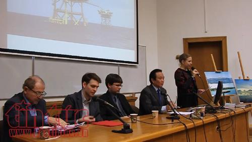 Forum über Sicherheit im Ostmeer in Polen