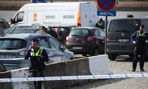 Mehrere Waffen in Wagen im belgischen Antwerpen gefunden