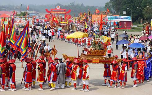 Glaube zur Verehrung der Hung-Könige stärkt Zusammenhalt