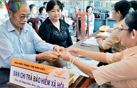Rund 30 Millionen Vietnamesen sollen bis 2020 eine Sozialversicherung haben