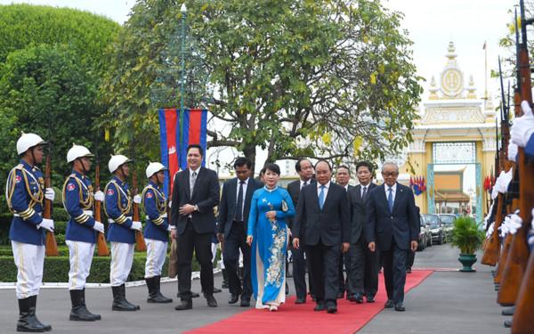 Vietnam und Kambodscha wollen ihre Beziehungen ausweiten
