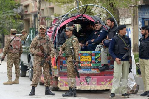 EU und UNO wollen Terrorismusbekämpfung in Pakistan beginnen