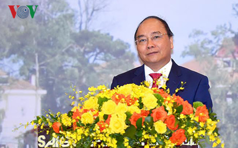 Premierminister Nguyen Xuan Phuc besucht Laos
