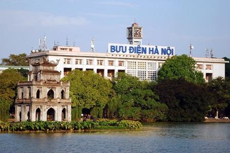 ทะเลสาบฮว่านเกี่ยมได้รับการกล่าวขานว่าเป็น เพชรเม็ดงามของนครหลวงฮานอย