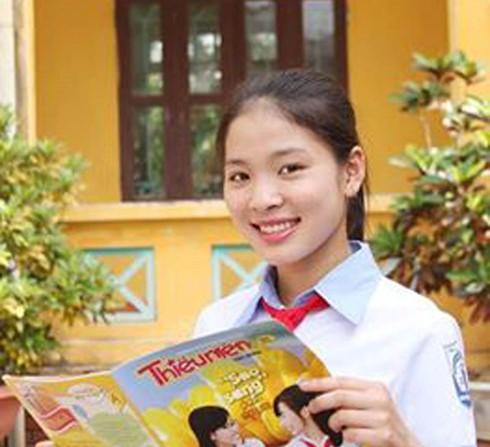 นักเรียนเวียดนามได้รับรางวัลที่หนึ่งในการประกวดการเขียนจดหมายนานาชาติยูพียูครั้งที่ 45