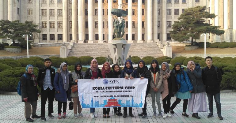 AYFN – เชื่อมโยงมิตรภาพอาเซียน