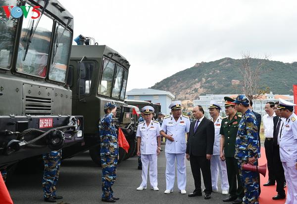 เวียดนามยืนหยัดพิทักษ์รักษาอธิปไตยทะเลและเกาะแก่งของปิตุภูมิและรักษาสันติภาพในทะเลตะวันออก