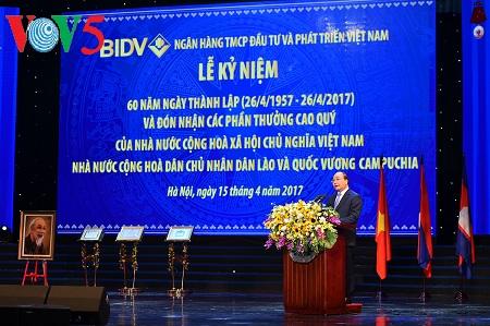 นายกรัฐมนตรี เหงียนซวนฟุก มีความประสงค์ว่า บีไอดีวีจะติด Top 25 ธนาคารที่ใหญ่ที่สุดในอาเซียน